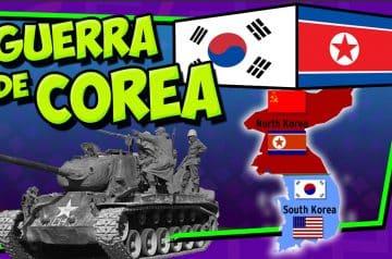 GUERRA de COREA – ¿Por qué sigue el conflicto?