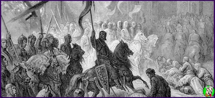 cual es la finalidad de las cruzadas
