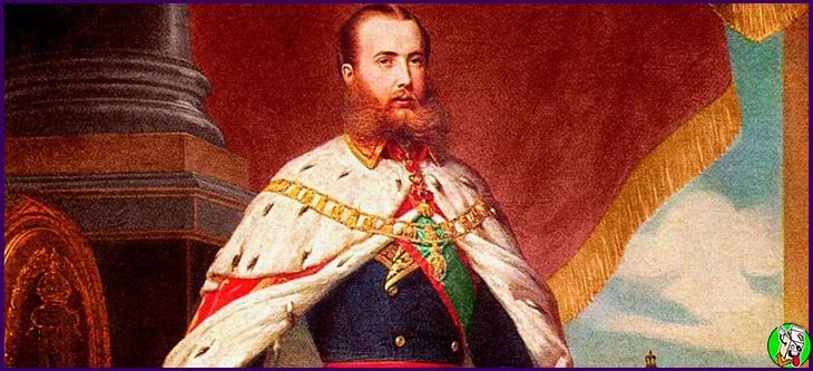 quien fue el segundo emperador de mexico