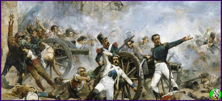 causas de la guerra de la independencia española