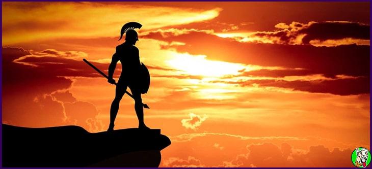 como era la vida de los espartanos