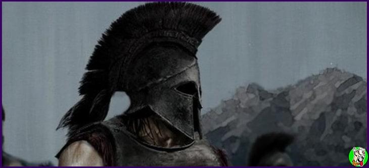 como era la forma de vida de los espartanos