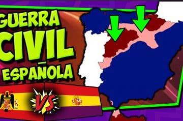 La GUERRA CIVIL ESPAÑOLA – RESUMEN para entenderla