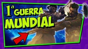 La I GUERRA MUNDIAL ...