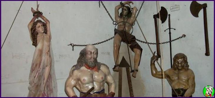 imagenes de las torturas de la santa inquisicion