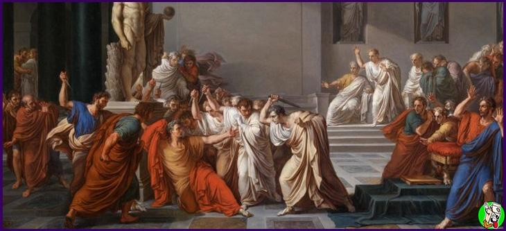 asesinato julio cesar