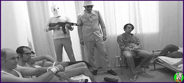 Asesinato al presidente irsaelí