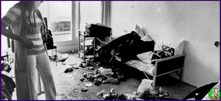 la masacre de munich 72