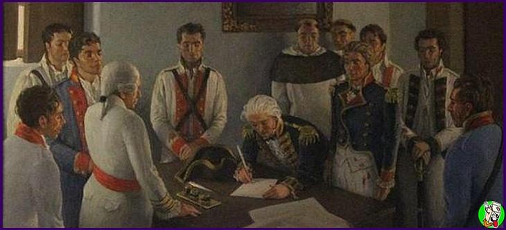 batallon canarias 1797