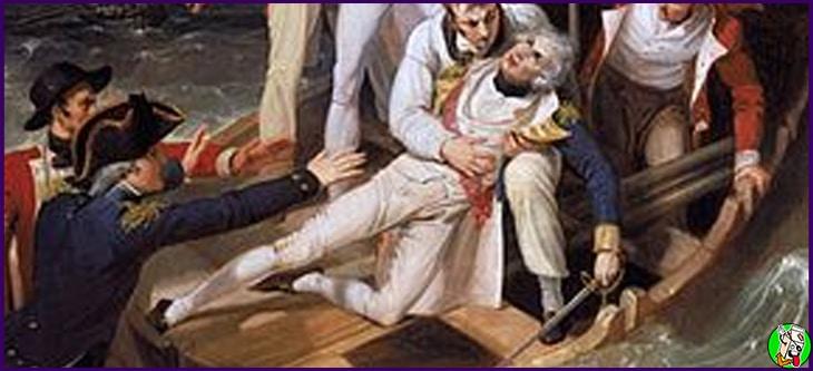 inglaterra conquista canarias 1797