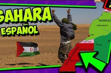 Guerra en el SAHARA ?️ ¿es de España, Independiente o de Marruecos?
