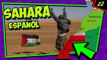 Guerra en el SAHARA ...