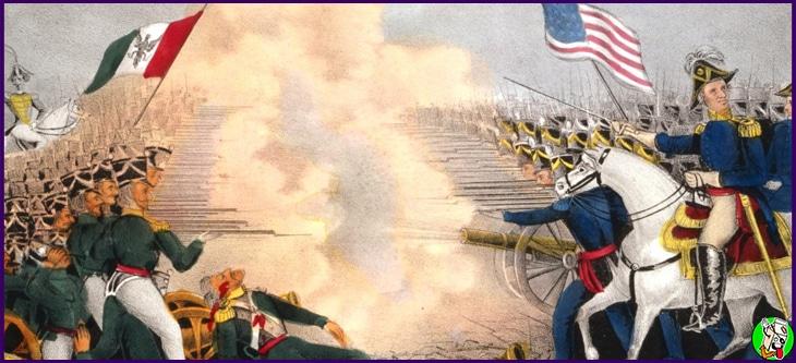 guerra eeuu mexico 1846
