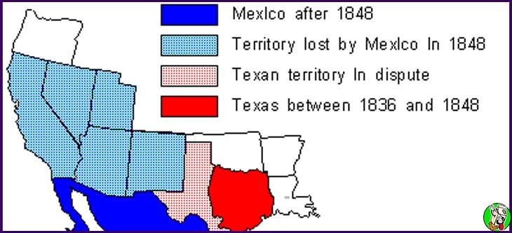 guerra eeuu méxico 25 abril 1846