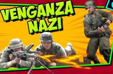 IIGM- La venganza de los nazis 💣 O. Antropoide