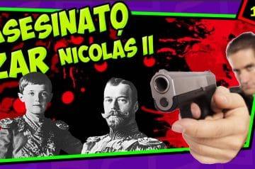 El asesinato del zar Nicolas II