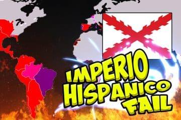 ¿Por qué fracaso el Imperio Español?
