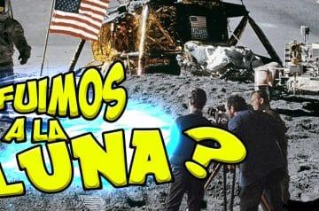 ¿La llegada a la Luna es un timo?