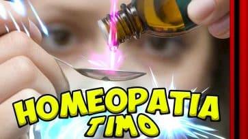 ¿Qué es la homeopatí...