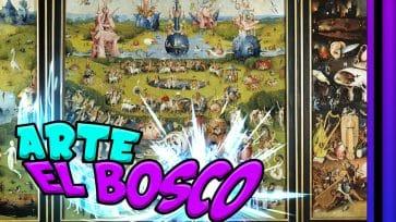 Las obras de El Bosco