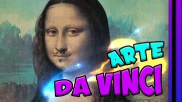 Obras de Da Vinci