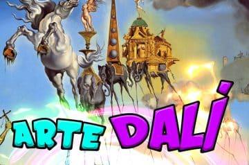 Las obras de Dalí