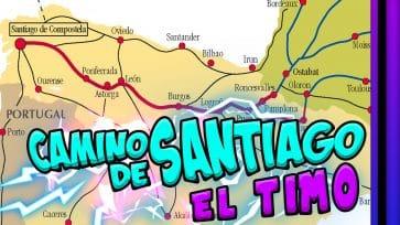 El camino de Santiag...