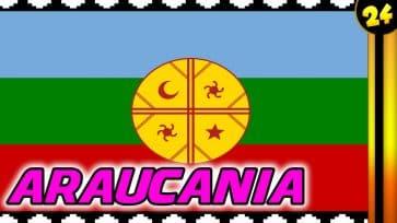 Historia de ARAUCANIA