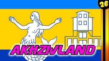 Historia de AKHZIVLAND