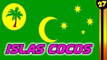 Historia de ISLAS COCOS