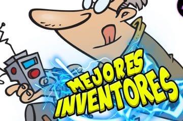 Top 5 Inventores más ricos