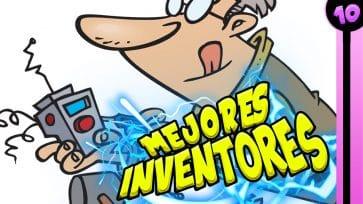 Top 5 Inventores más...