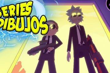 Top 5 Series de animación