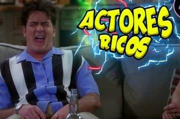 Top 5 Actores mejor pagados