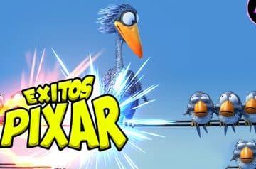 Top 5 Películas de Pixar