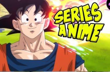 Top 5 series de anime