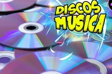 Top 5 Discos de música más vendidos
