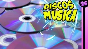 Top 5 Discos de músi...