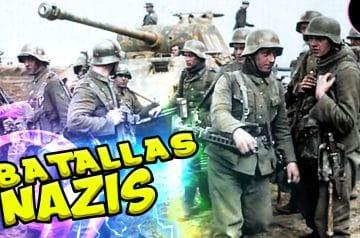 Top 5 batallas de la IIGM (Europa)