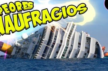 Top 5 Desastres marítimos