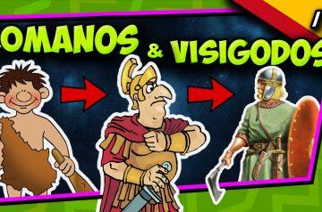 Tema 1 Selectividad – HISTORIA DE ESPAÑA – Prehistoria, romanos y visigodos