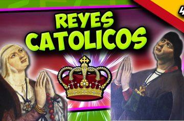 Tema 4 Selectividad – HISTORIA DE ESPAÑA – Reyes Católicos