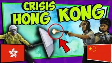 Crisis en Hong Kong ...