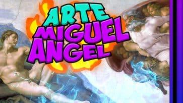 Obras de Miguel Angel