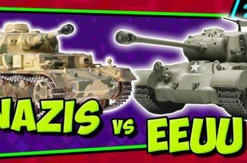 IIGM- Primera partida NAZIS vs EEUU 🏃♂ Batalla Paso de Kasserine