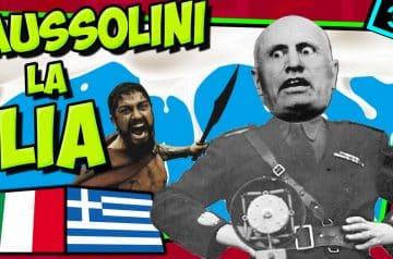 IIGM- El FAIL de MUSSOLINI 🤦🏻♂ Guerra Greco-Italiana