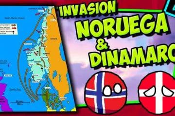 IIGM- Invasión de Noruega y Dinamarca 🚤 EZ GG