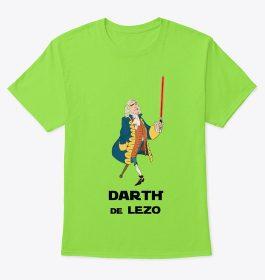 🤺 Camiseta Blas de Lezo (Laser)