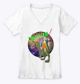 ⚔ Camiseta Blas de Lezo (Universo) – Calidad⭐⭐⭐⭐⭐
