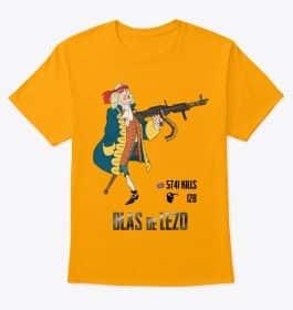 🔫 Camiseta Blas de Lezo (Rambo)